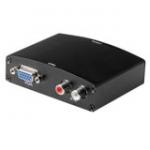 Vga To Hdmi + R/l Audio Converter