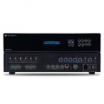 4k/uhd Dual-distance 6 & Times 6 Hdmi To Hdbaset Matrix Switcher With Poe