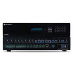 4k/uhd Dual-distance 8 & Times 8 Hdmi To Hdbaset Matrix Switcher With Poe