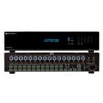 4k/uhd Dual-distance 16z16 Hdmi To Hdbaset Matrix Switcher With Poe