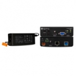 Hdvs-200-tx-psk Three-input Switcher For Hdmi And Vga With Ethernet-enabled Hdbaset Output