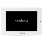 At-vtp-800-wh 8in Touch Panel For Velocity System White