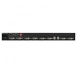 Modular Universal Switcher 8xDVI-u & 2 3g-sdi In/ 2 X DVI-u + 2 3g-sdi Out Plus Aes3-id Au - C2-8260