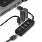 Mini HUB USB 2.0 4 Ports