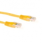 Patch Cable - Cat 5e - UTP - 7m - Yellow