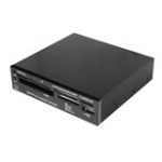 3.5in Internal Card Reader for your PC with USB Port - Rev4