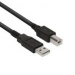 USB 2.0 A male - USB B male 3m