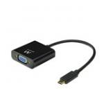 USB Type-C to VGA Female Converter 18cm