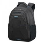 At Work backpack 15.6in black (SA1888)