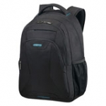 At Work backpack 17.3in black (SA1889)