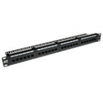 Act Pp1011 Patchpanel 24p Utp C6 Cab Bar