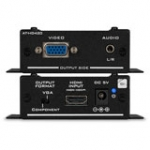 Atlona Hdmi To Vga/component + Stereo Audio Format Converter