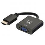Converter Cable HDMI Male - VGA Female With Audio 0.15m